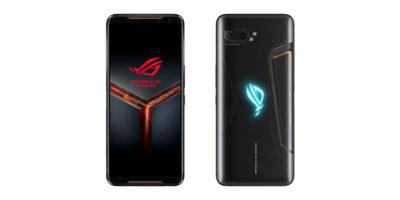 ASUS ROG Phone 2 ブラックグレア
