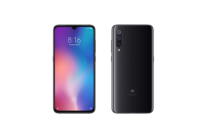 Xiaomi Mi 9 Midnight Black