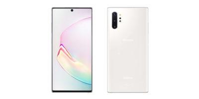 NTTドコモ Galaxy Note10+ SC-01M オーラホワイト