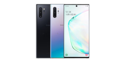 楽天モバイル Galaxy Note10+ SM-N975C