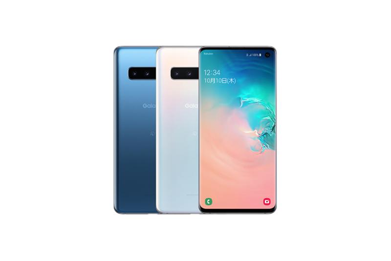 楽天モバイル Galaxy S10 SM-G973C