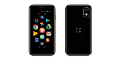 Palm Phone ゴールド