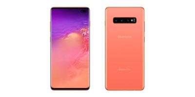 Samsung Galaxy S10+ Flamingo Pink