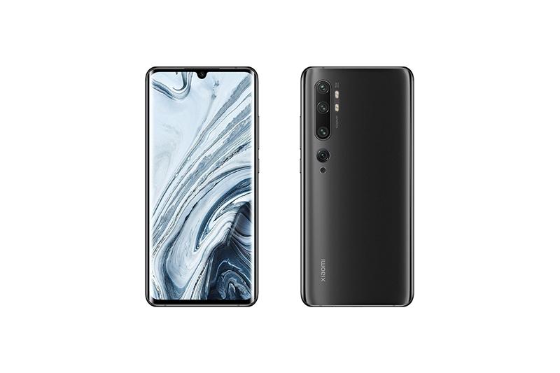 Xiaomi Mi Note 10 ミッドナイトブラック