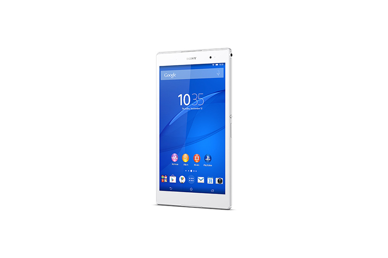 Sony Xperia Z3 Tablet Compact ホワイト