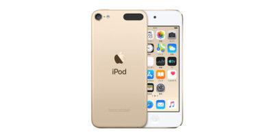 Apple iPod touch(第7世代) ゴールド