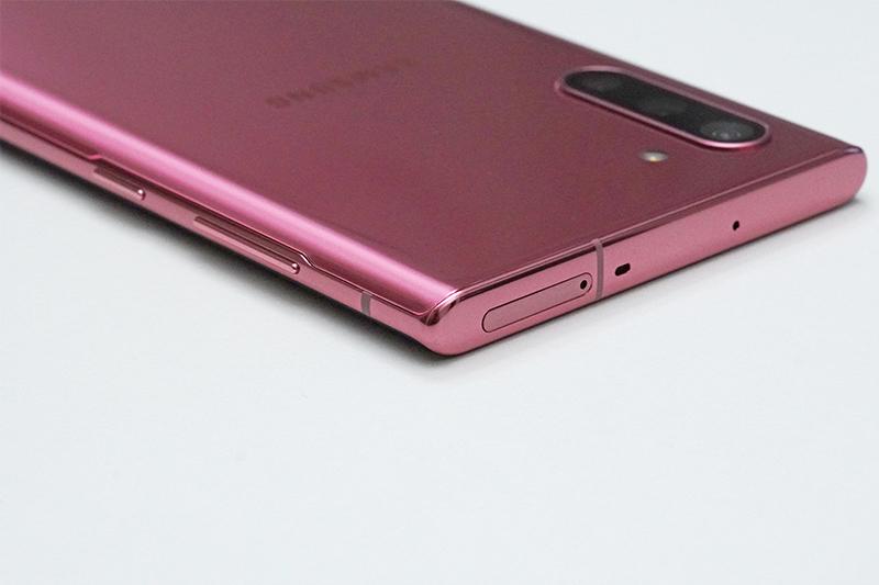 Samsung Galaxy Note10 Aura Pink