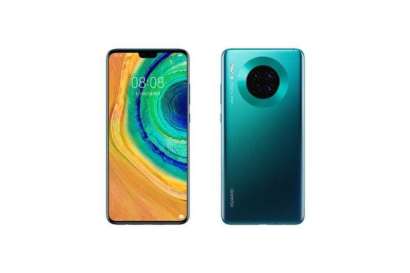 Huawei Mate 30 5G Emerald Green