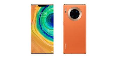 Huawei Mate 30 Pro 5G Orange