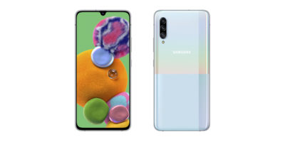 Samsung Galaxy A90 5G White