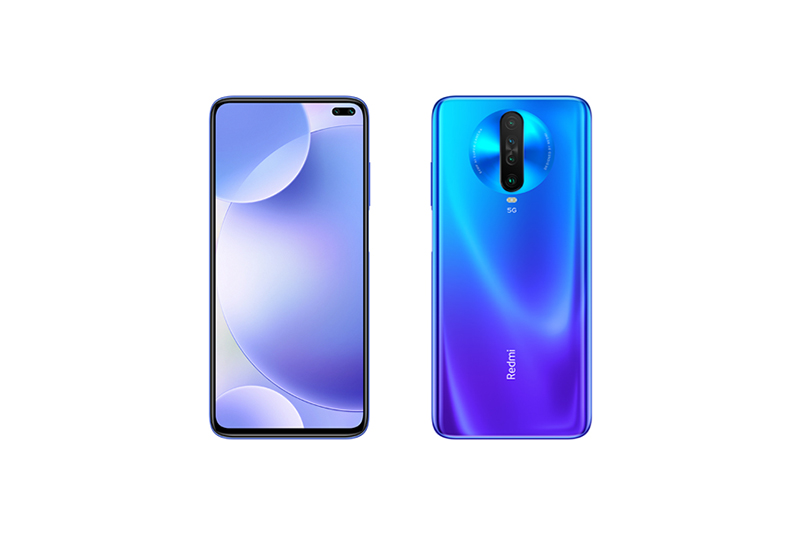 Xiaomi Redmi K30 5G Blue