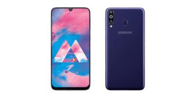Samsung Galaxy M30 Metallic Blue
