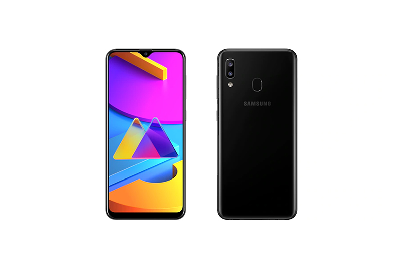 Samsung Galaxy M10s Stainless Black