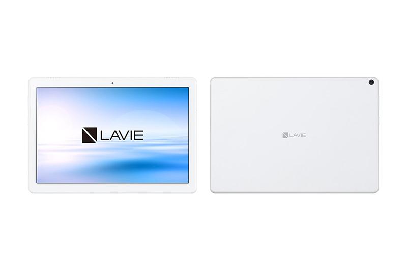 NEC LAVIE Tab E TE710/KAW ホワイト