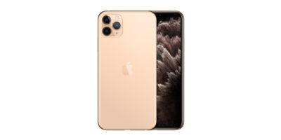 Apple iPhone 11 Pro Max ゴールド