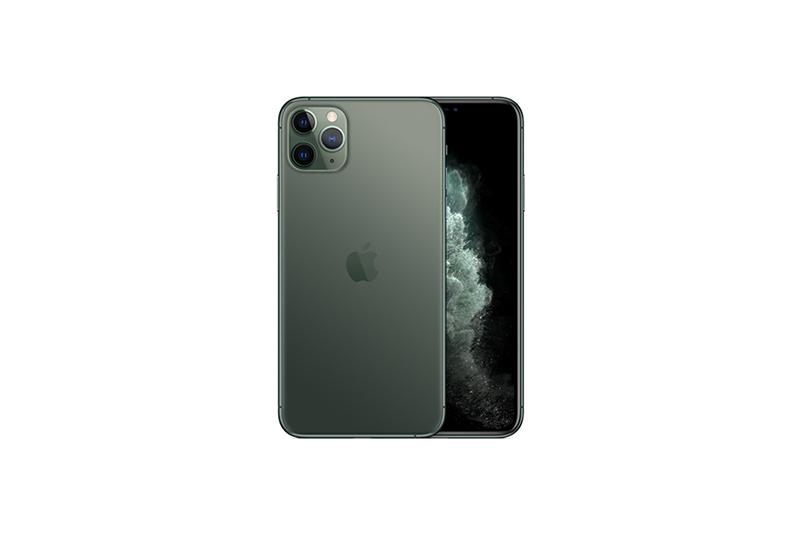 Apple iPhone 11 Pro Max ミッドナイトグリーン