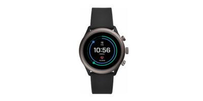 FOSSIL Sport Smartwatch ブラック