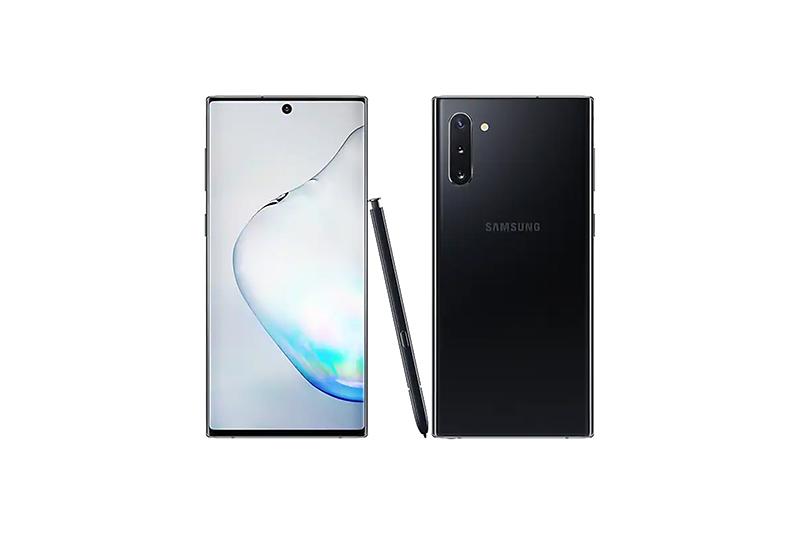 Samsung Galaxy Note10 5G Aura Black
