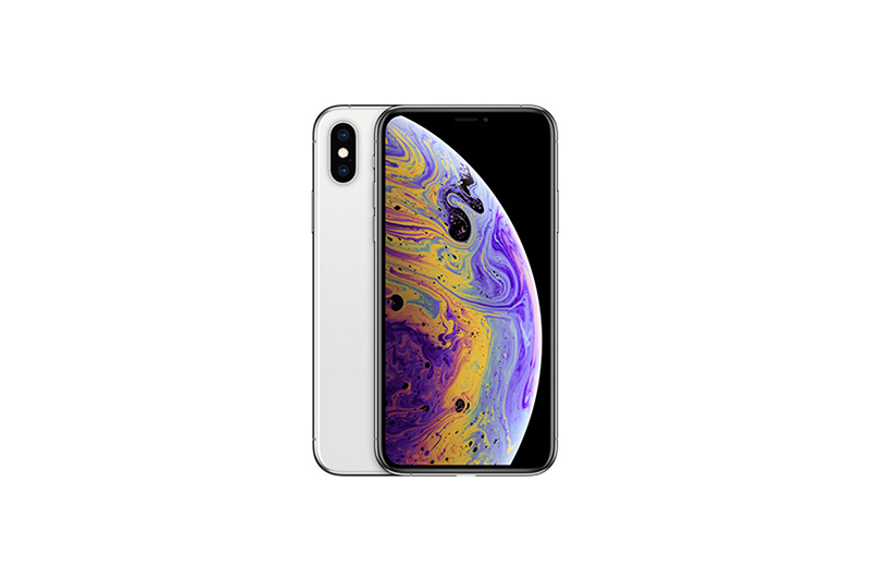 Apple iPhone XS シルバー