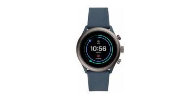 Fossil Sport Smartwatch スモーキーブルー