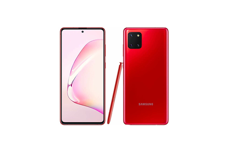 Samsung Galaxy Note10 Lite Aura Red