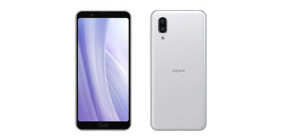 SHARP AQUOS sense3 plus SH-M11 ホワイト