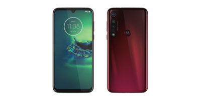 Motorola moto g8 plus Crystal Pink