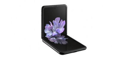 Samsung Galaxy Z Flip Mirror Black