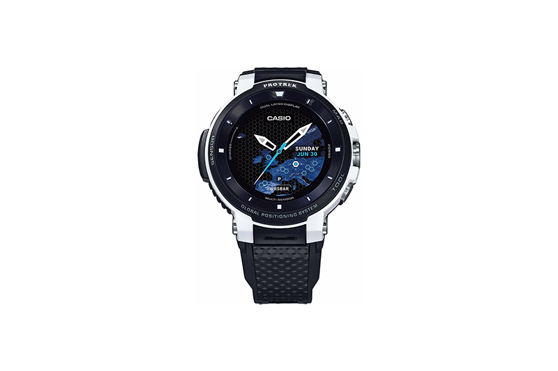 CASIO PRO TREK Smart WSD-F30-WE
