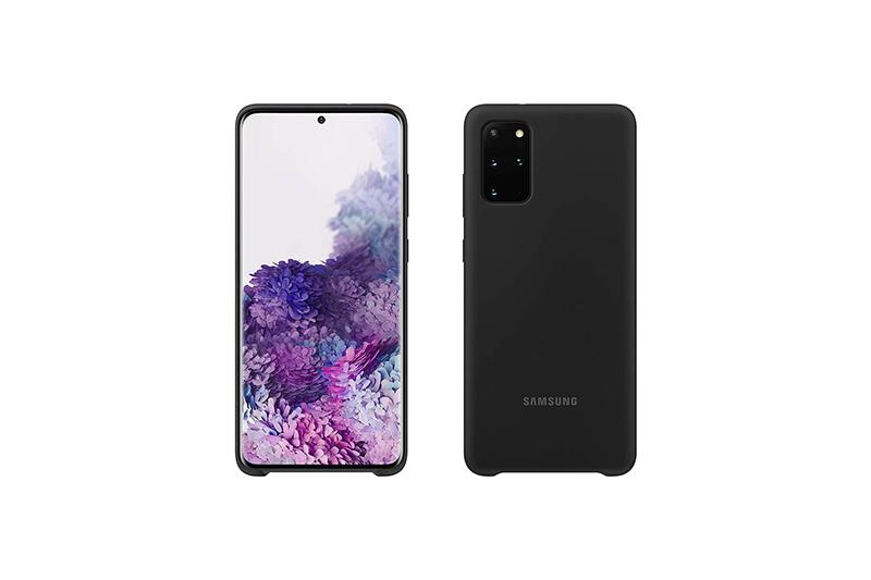 Samsung Galaxy S20+ Silicon Cover Black