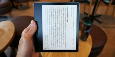 Amazon Kindle Oasis(第10世代)