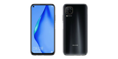 Huawei P40 lite Black