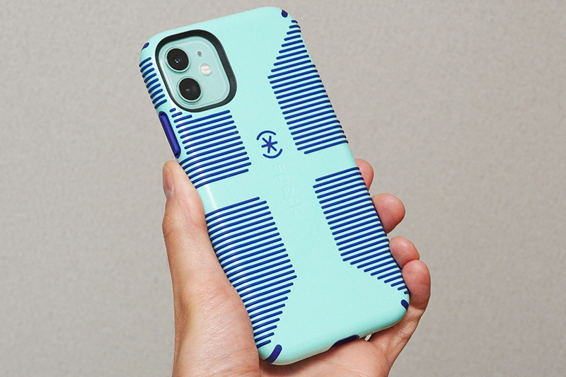 Speck CandyShell Grip iPhone 11 Cool Blue/Cadet Blue