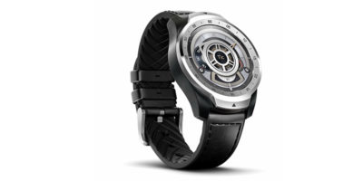 Mobvoi TicWatch Pro RAM1GB Liquid Metal Silver