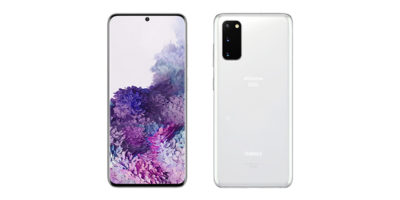 NTTドコモ Galaxy S20 5G SC-51A クラウドホワイト