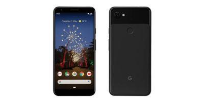 Google Pixel 3a XL ジャストブラック