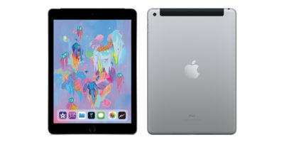 Apple iPad(第6世代) Wi-Fi+Cellular スペースグレイ