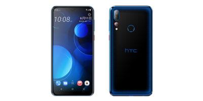 HTC Desire 19+ Blue