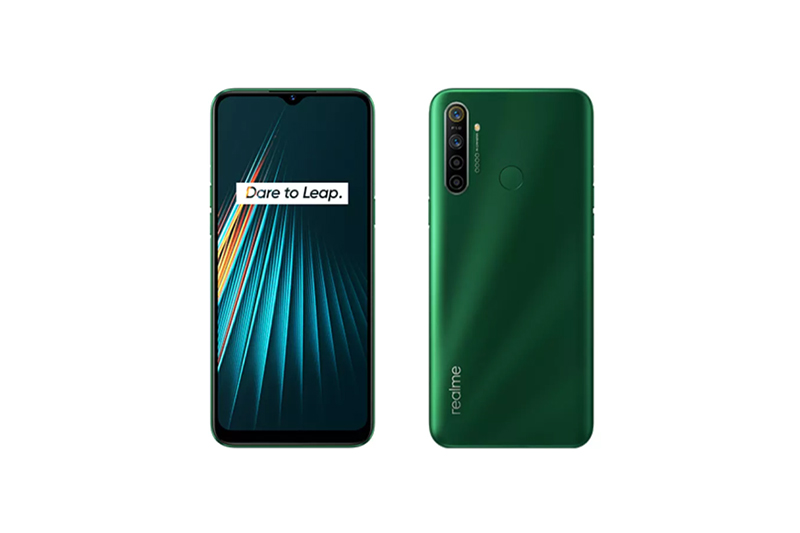 realme 5i Forest Green