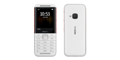 Nokia 5310 White/Red