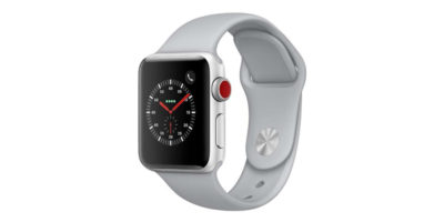 Apple Watch Series 3 38mm GPS+Cellularモデル