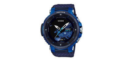 CASIO PRO TREK Smart WSD-F30 ブルー