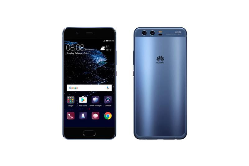 Huawei P10 ダズリングブルー