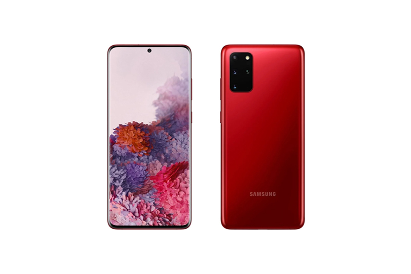 Samsung Galaxy S20+ Aura Red