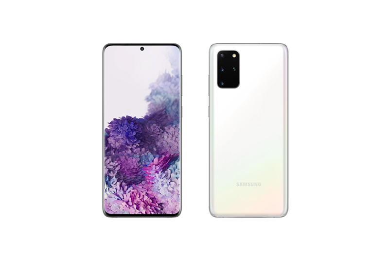 Samsung Galaxy S20+ Cloud White
