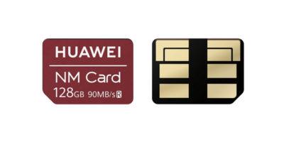 Huawei Nano Memory Card(NM Card)