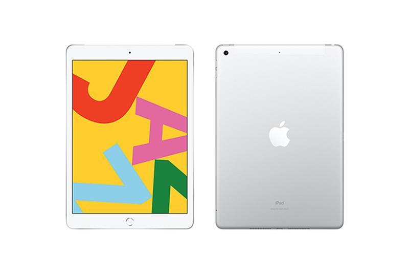 Apple iPad(第7世代) Wi-Fi+Cellular シルバー