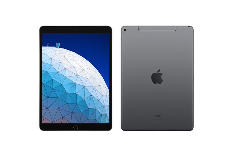 Apple iPad Air(第3世代) Wi-Fi+Cellularモデル スペースグレイ