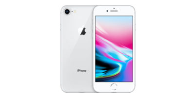Apple iPhone 8 シルバー