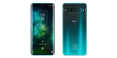TCL 10 Pro Forest Mist Green